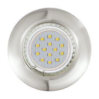 EGLO PENETO Set de 3 LED luminaires encastrés