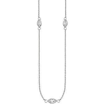 925 zilveren elegante ketting