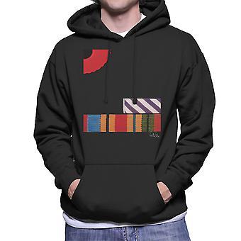 Pink Floyd The Final Cut Album Cover Men's Hooded Sweatshirt