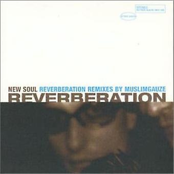 Reverberation vs Muslimguaze - New Soul [CD] USA import
