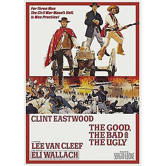 Good Bad & de Ugly (1967) [DVD] VS importeren
