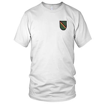 US Army - 10th Special Forces Group Europe Flash brodé Patch - Mens T Shirt
