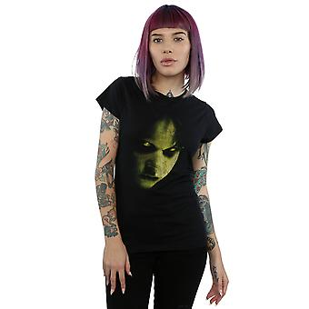 The Exorcist Women's Regan Face T-Shirt