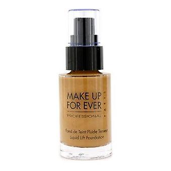 Make Up For Ever Liquid Lift Foundation - #14 (honey) - 30ml/1.01oz