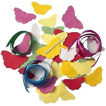 Buttonbag Butterflies & Bows