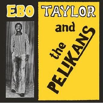 Taylor*Ebo - Ebo Taylor & the Pelikans [Vinyl] USA import