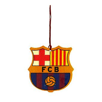 FC Barcelona Official Football Crest Car Air Freshener