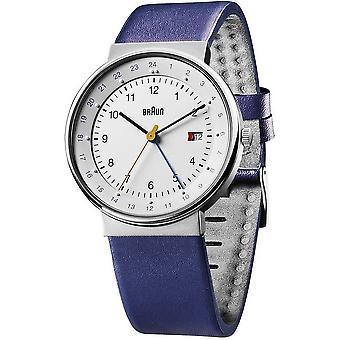 Marrom relógios mens watch do clássico BN0142WHBLG-66556