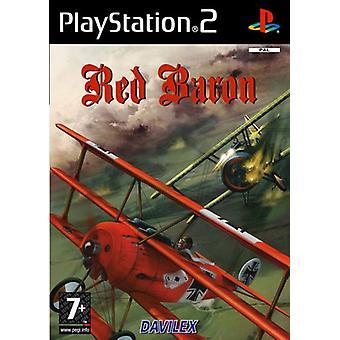 Czerwony Baron ZWI (PS2) - Nowa fabryka zamknięta