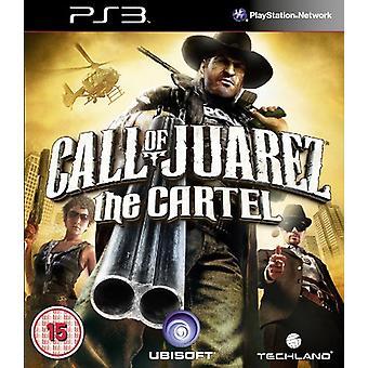 Call of Juarez - Kartel (PS3) - Nowy