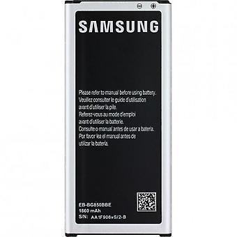 Alkuperäinen Samsung lithium ion matkapuhelin akku 1860 mAh Galaxy Alpha EB-BG850BBEC