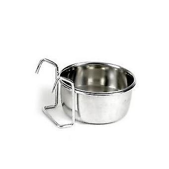 Classic Stainless Steel Hook-On Bowl