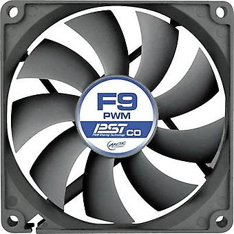 Arctic F9 PWM PST CO PC fan Siyah (W x H x D) 92 x 92 x 25 mm