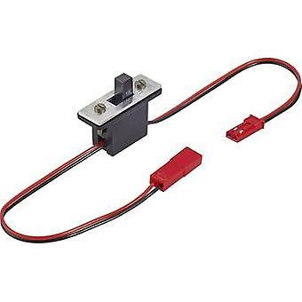 Standard på / Växla sele [1 x BEC plugg - 1 x BEC socket] 0,14 mm² Modelcraft