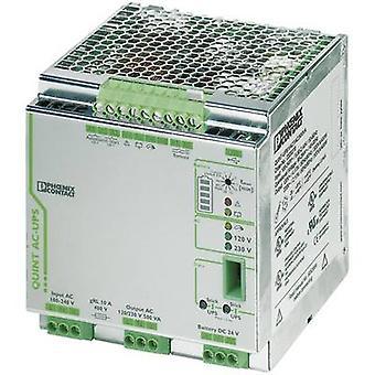 Phoenix contact QUINT-UPS/1AC/1AC/500VA feroviar-montare UPS (DIN)