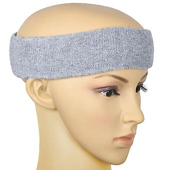 TRIXES grau Sport Schweißband Stirnband