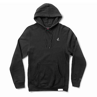 Diamant d'alimentation Mini Co Polo Un Pullover Hoodie noir