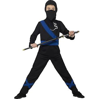 Ninja Assassin Costume, Large Age 10-12