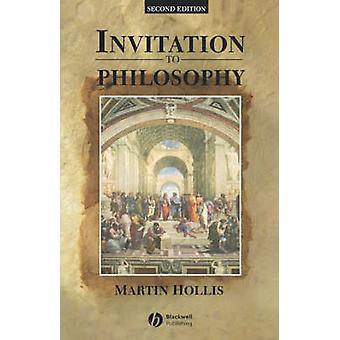 Einladung zur Philosophie (2nd Revised Edition) von Martin Hollis - 978