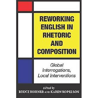 Remaniement des anglais dans la rhétorique et de la Composition - interrogatoires Global