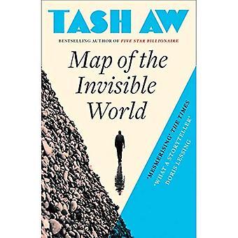 Kaart van de onzichtbare wereld
