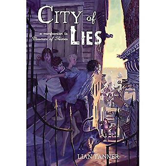 City of Lies (Keepers