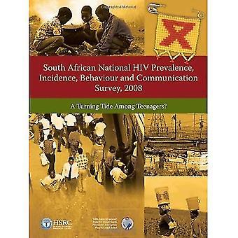 Sydafrikanska nationella HIV-prevalens, incidens, beteende och kommunikation undersökning, 2008: en svarvning tidvattnet bland tonåringar?