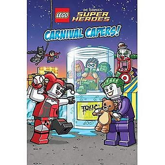 LEGO DC SUPER HEROES: Carnival Capers! (Lego Dc Superheroes Reader 2)