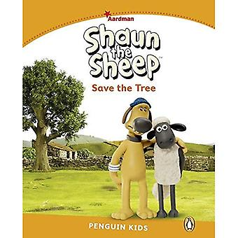Penguin Kids 3 Shaun the Sheep Save the Tree Reader (Penguin Kids (Graded Readers))