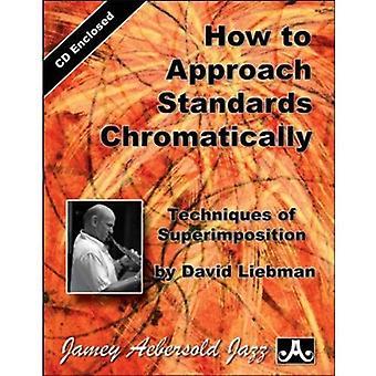 Hoe aanpak normen chromatisch: technieken van superpositie, boek & CD