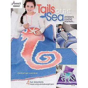 Tails of the Sea: Children's Crochet Blankets:� 4 Fun Blankets Using Worsted-Weight Yarn