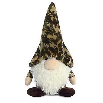 Gnomlins Forest Gnome Plush camuflaj