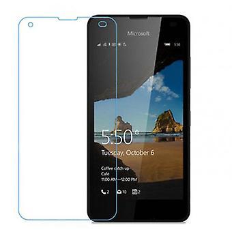 Hærdet glas skærm protektor Microsoft Lumia 550 (rm-1128)