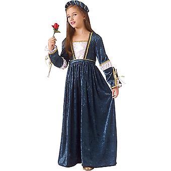 Juliet barn kostume