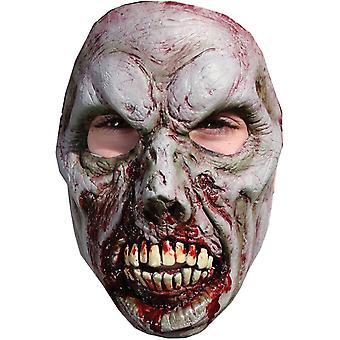 B Spaulding Zombie 7 Adlt cara para Halloween