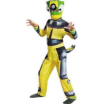 Dinotrux Yellow Costume For Children