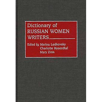 Dicionário de escritores de mulheres russas por Astman Ledkovsky & Mariana
