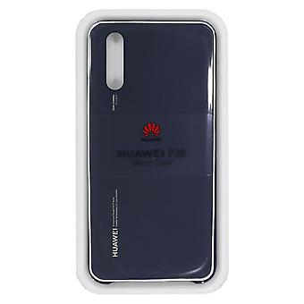 Official Huawei P20 - Silicon Protective Case - Deep Blue - 51992363
