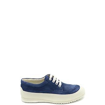 Hogan Hxw2580af60cr0u803 Damen's Blaue Wildleder Sneakers