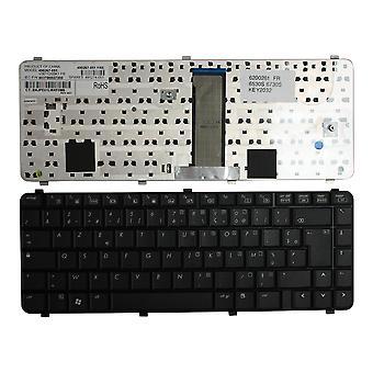 HP V061126BK1 schwarzen französischen Layout Ersatz Laptop-Tastatur