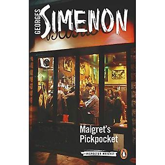 Maigrets lommetyv: inspektør Maigret #66 (inspektør Maigret)