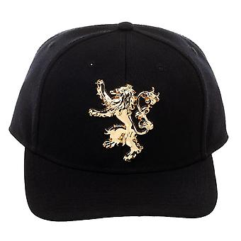 Game of Thrones Lannister Sigil Snapback Cap