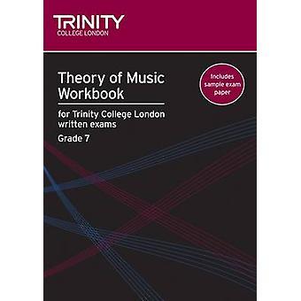 Theory of Music Workbook Grade 7 (2009) by Naomi Yandell - 9780857360