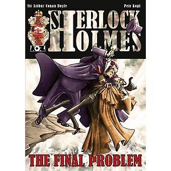 The Final Problem - A Sherlock Holmes Graphic Novel by Petr Kopl - 97