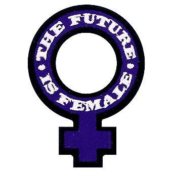 Grindstore tulevaisuus on nainen patch