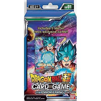 Dragon Ball super carte jeu Ultimate Box