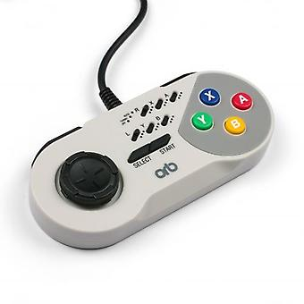 ORB Turbo cable Controller SNES