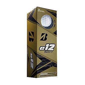 Bridgestone Unisex 2019 Bridgestone E12 Soft Golf Balls