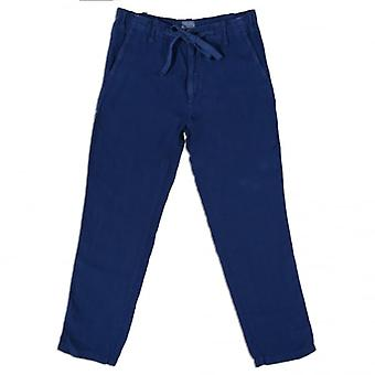 Pantalon en lin Hartford