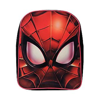 Children's Spider-Man Mask Small Backpack